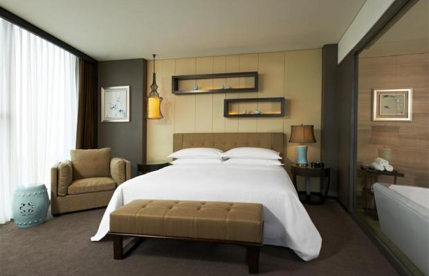 фото отеля Sheraton Shanghai Waigaoqiao Hotel изображение №29