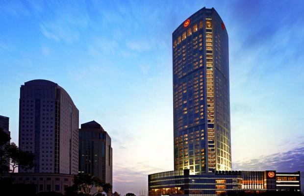 фото Sheraton Shanghai Waigaoqiao Hotel изображение №2