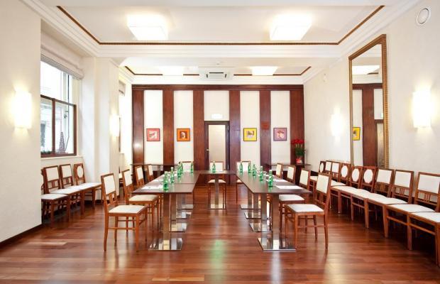 фотографии отеля Graben Hotel изображение №27