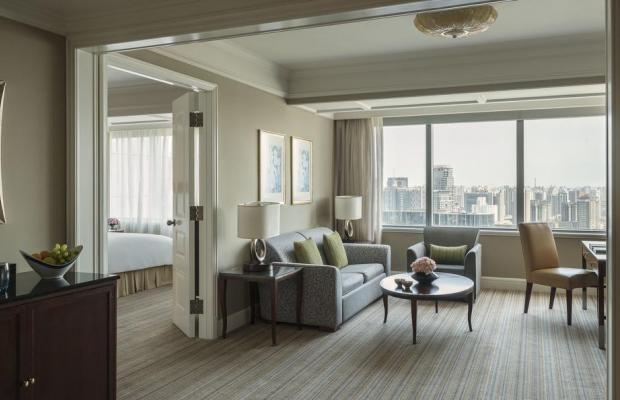 фотографии отеля Four Seasons Hotel Shanghai изображение №11
