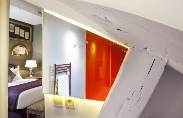 фотографии отеля La Maison Favart изображение №31