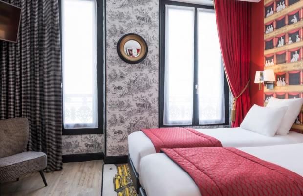 фотографии отеля Hotel Sacha by Happyculture (ex. My Hotel In France Opera Saint Georges) изображение №23