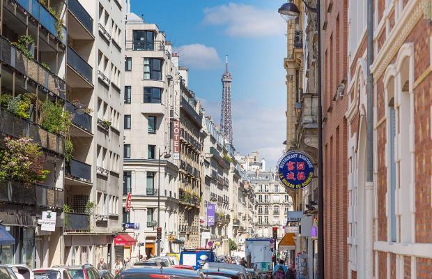 фотографии отеля Yllen Eiffel изображение №3