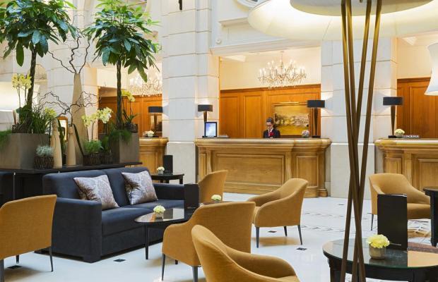 фотографии Marriott Hotel Champs-Elysees изображение №32