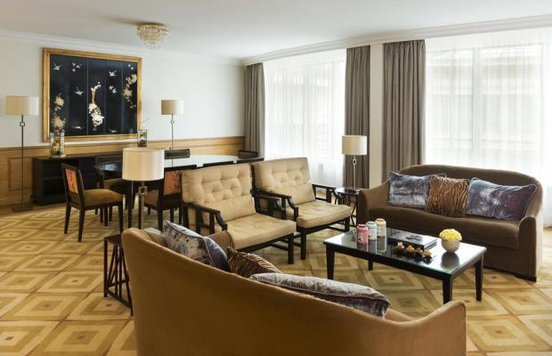 фотографии Marriott Hotel Champs-Elysees изображение №24