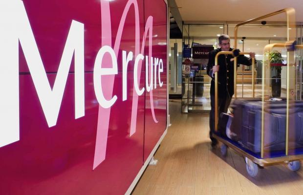 фотографии отеля Mercure Paris Centre Tour Eiffel изображение №23