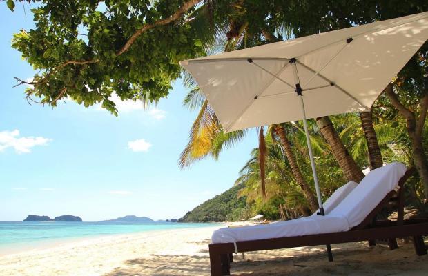 фото отеля El Nido Pangulasian Island Resort изображение №13