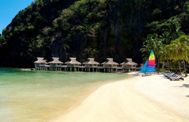 фото отеля El Nido Resorts Miniloc Island изображение №17