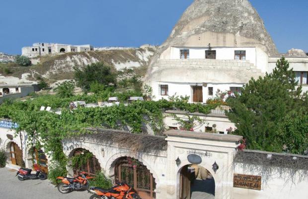 фото отеля Cave Hotel Saksagan изображение №1