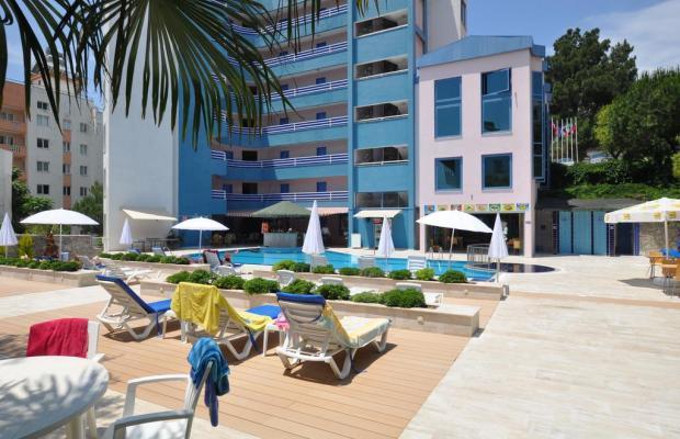 фотографии отеля Happy Apart Hotel изображение №7
