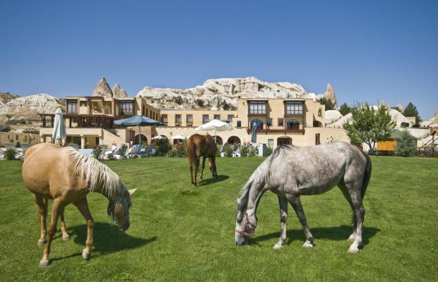 фотографии отеля Tourist Hotel & Resort Cappadocia изображение №11