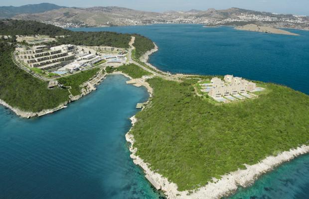 фото отеля Hilton Bodrum Turkbuku Resort & Spa (ex. Bodrum Princess De Luxe Resort & Spa) изображение №21