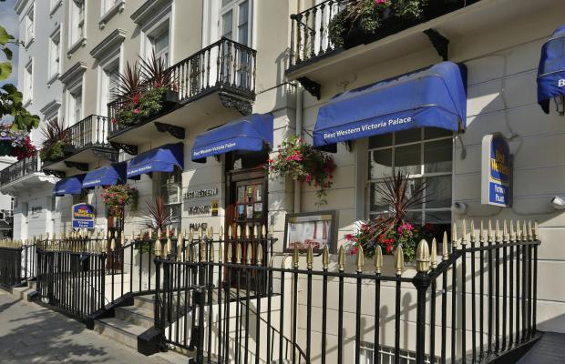 фото отеля Best Western Victoria Palace изображение №1