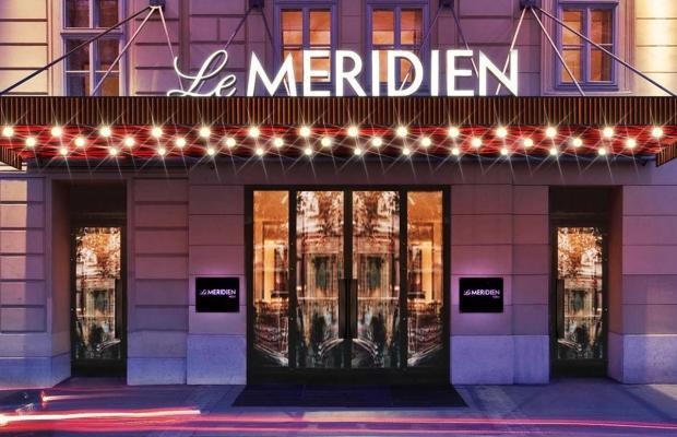 фотографии отеля Le Meridien Vienna изображение №55