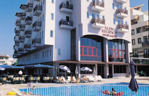 фотографии отеля Alem Regency Apart & Hotel изображение №3