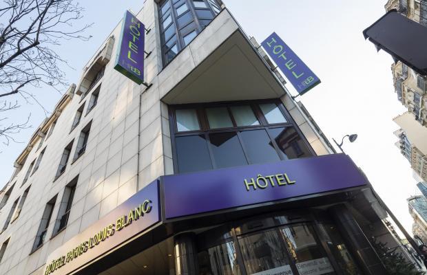 фото отеля Paris Louis Blanc изображение №1