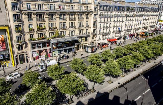 фото Contact Hotel Alize Montmartre (ex. Best Western Montmartre Alize; Place de Clichy) изображение №10