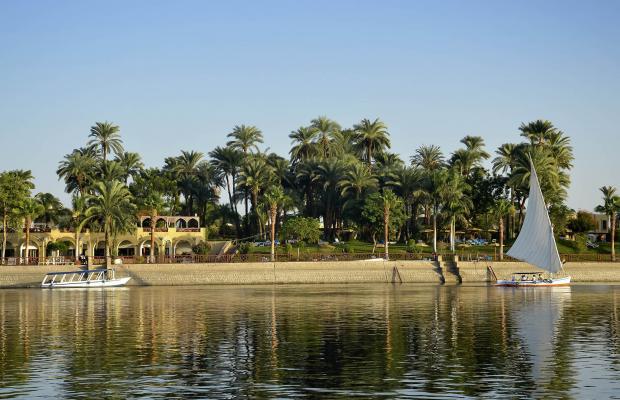 фото отеля Mercure Luxor Karnak (ех. Karnak Resort; Sofitel Karnak) изображение №1