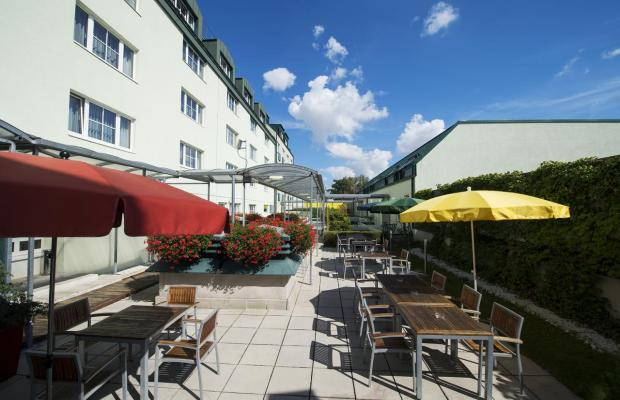фотографии отеля Park Inn by Radisson Uno City Vienna изображение №35