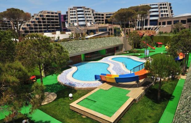 фото отеля Susesi Luxury Resort (ex. Susesi De Luxe Resort Spa & Golf Hotel) изображение №21