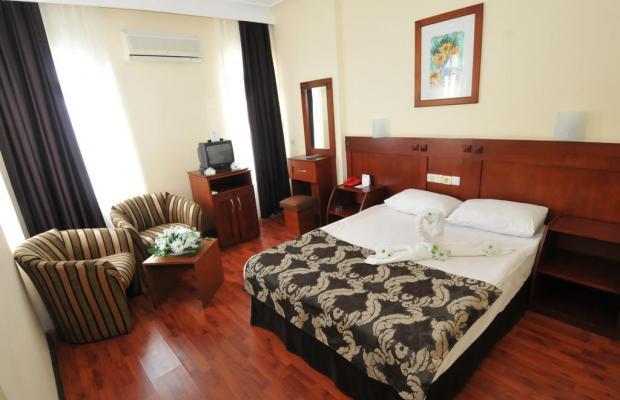 фотографии отеля Nazar Beach City & Resort Hotel изображение №11