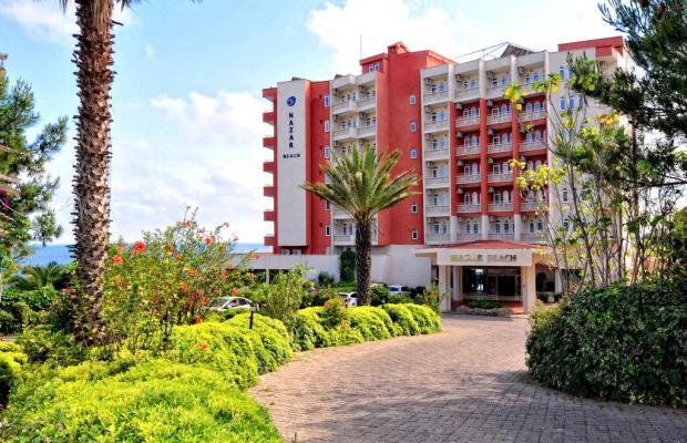 фотографии отеля Nazar Beach City & Resort Hotel изображение №7