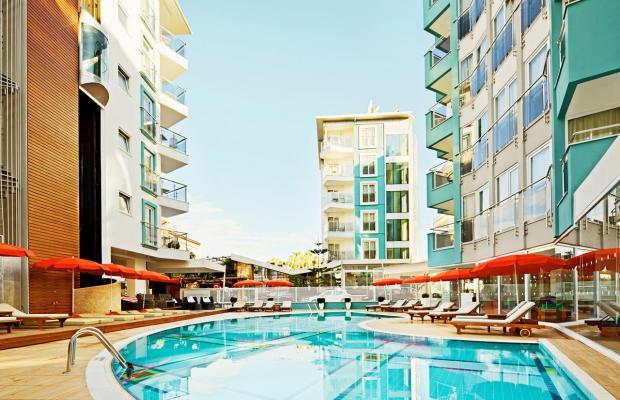 фото Sunprime Alanya Beach (ex. Sunprime Ocean Alanya Beach Suites & Spa) изображение №2