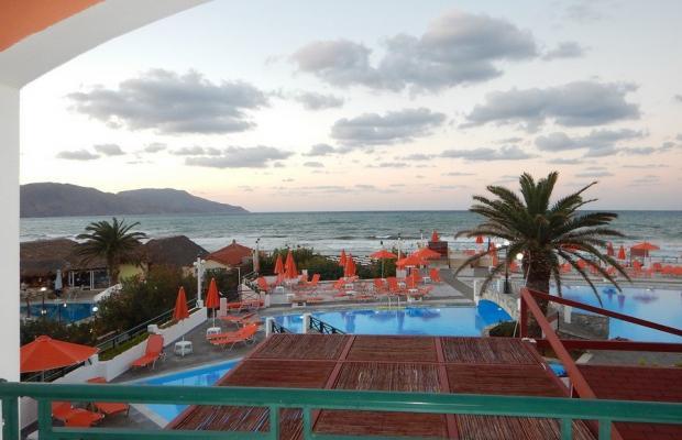 фото Kournas Village Beach Hotel изображение №6