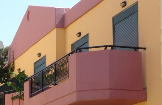 фотографии отеля Villa Platanias Beach Apartment изображение №11