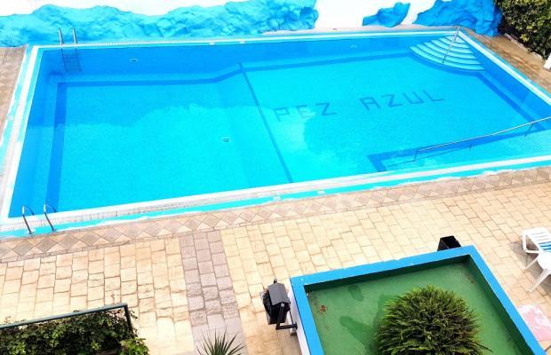 фотографии отеля Pez Azul Apartments изображение №3