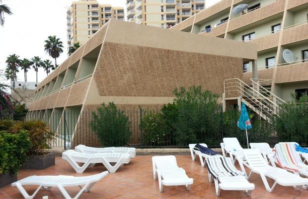 фотографии отеля Apartamentos Playazul изображение №11