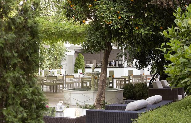 фотографии отеля Hospes Palacio de Los Patos изображение №31