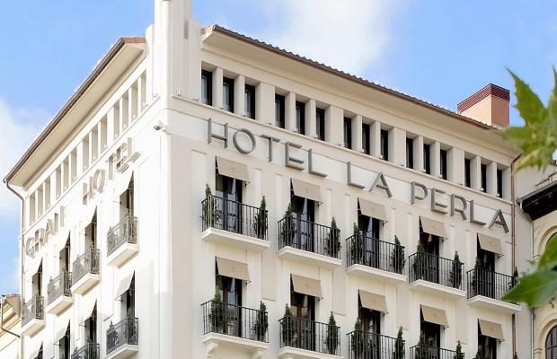 фото отеля Gran Hotel La Perla изображение №1