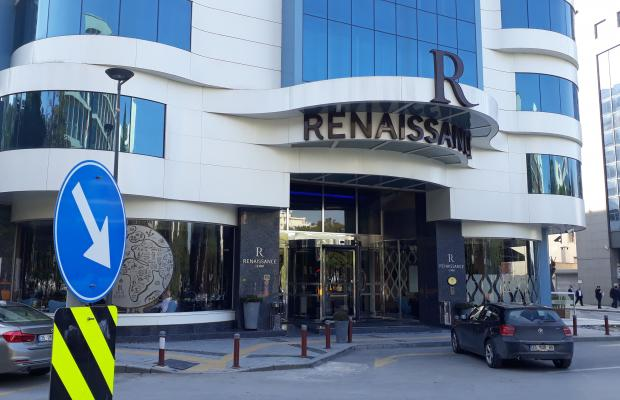 фотографии отеля Renaissance изображение №3