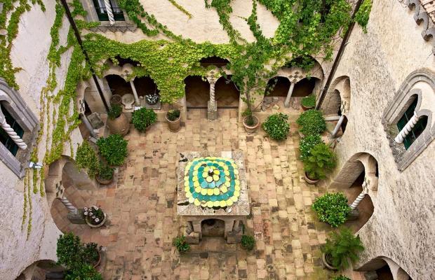 фотографии отеля Villa Cimbrone изображение №7