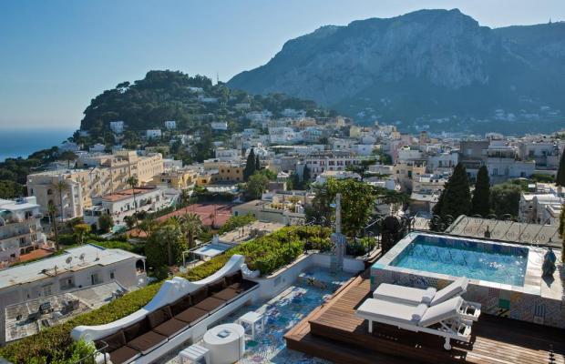 фото Capri Tiberio Palace (ex. Jw Marriott Capri Tiberio Palace Resort Spa) изображение №2