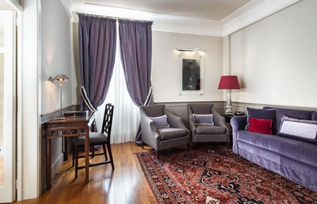 фотографии отеля Grand Hotel Francia & Quirinale изображение №27