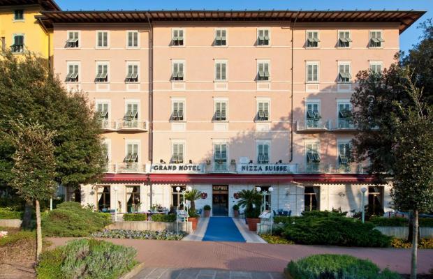 фото отеля Grand Hotel Nizza Et Suisse изображение №1