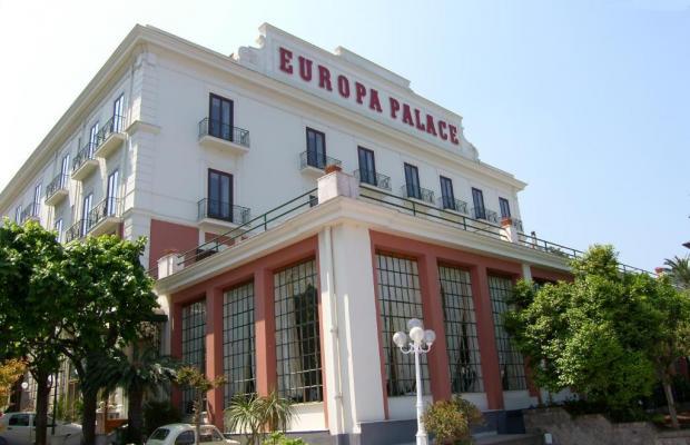 фото отеля Grand Hotel Europa Palace изображение №17
