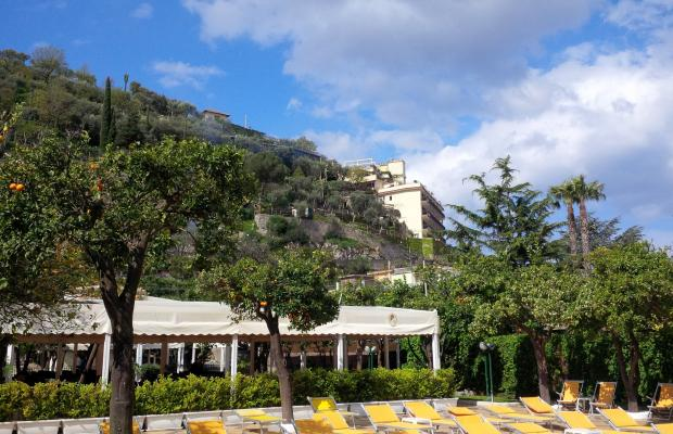 фотографии отеля Grand Hotel Parco del Sole изображение №23