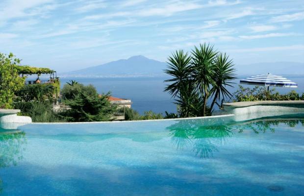 фотографии отеля Grand Hotel Capodimonte изображение №55