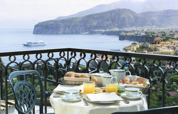 фото Grand Hotel Capodimonte изображение №6