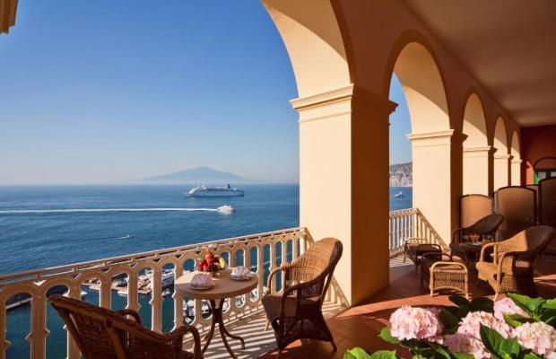 фотографии отеля Grand Hotel Excelsior Vittoria изображение №23