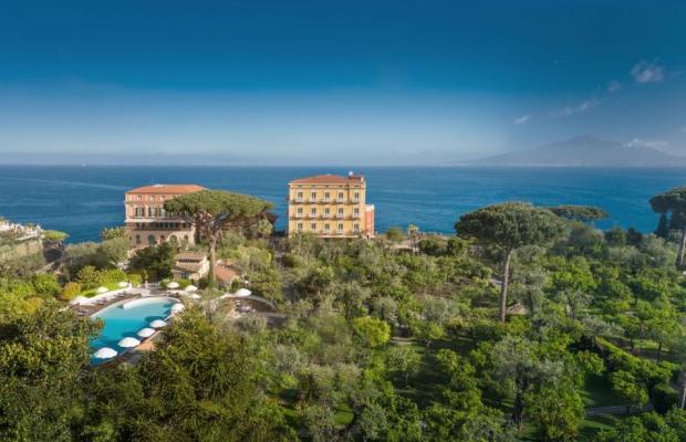 фотографии отеля Grand Hotel Excelsior Vittoria изображение №7