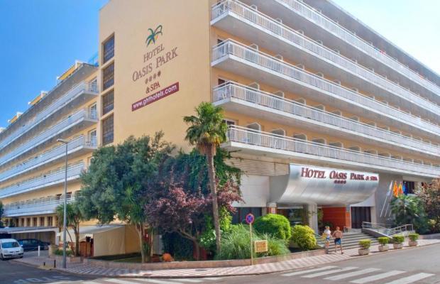 фотографии GHT Hotel Oasis Park & SPA изображение №24