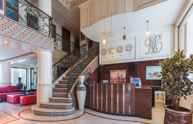 фотографии отеля Hotel Corail изображение №7