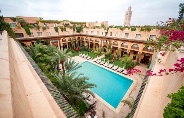 фото отеля Les Jardins De La Koutoubia изображение №1