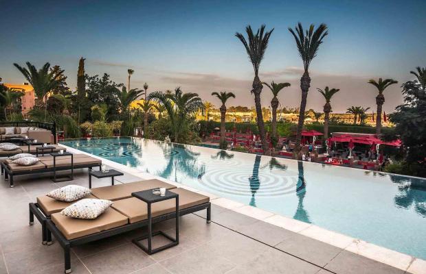 фотографии отеля Sofitel Marrakech Lounge & Spa изображение №47