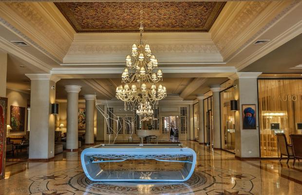 фотографии отеля Sofitel Marrakech Lounge & Spa изображение №15