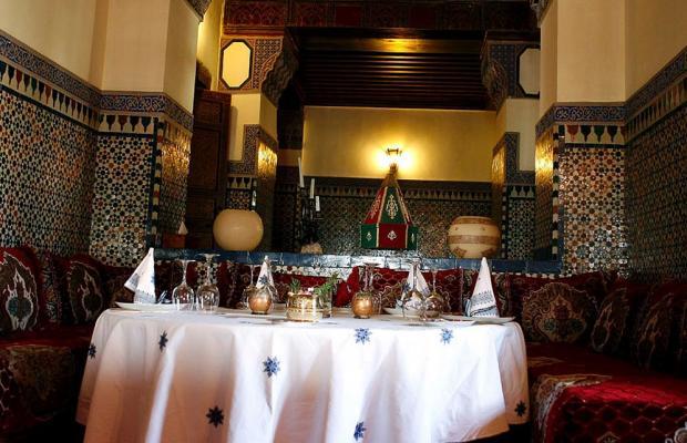 фотографии отеля Palais Jamai (ех. Sofitel Palais Jamai Fes) изображение №11